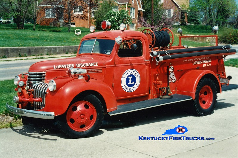 PRIVATELY OWNED<br /> Somerset  Engine 3<br /> 1941 Ford/American 500/200<br /> Greg Stapleton photo