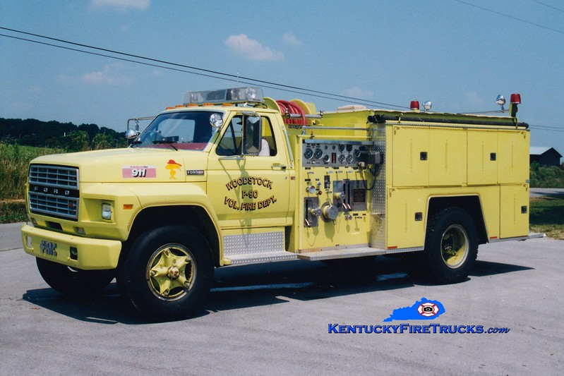 <center> RETIRED <br>  Woodstock Engine 90 <br> 1981 Ford/FMC  750/750 <br> Greg Stapleton photo </center>