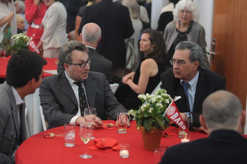 Bard College Alumni Association's president's dinner Friday, May 20, 2011, at Bard College in the Town of Red Hook.