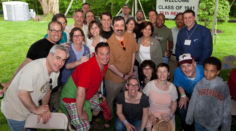 2011 Reunion, Class of 1986