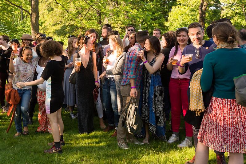 Bard College Reunion Weekend 2015