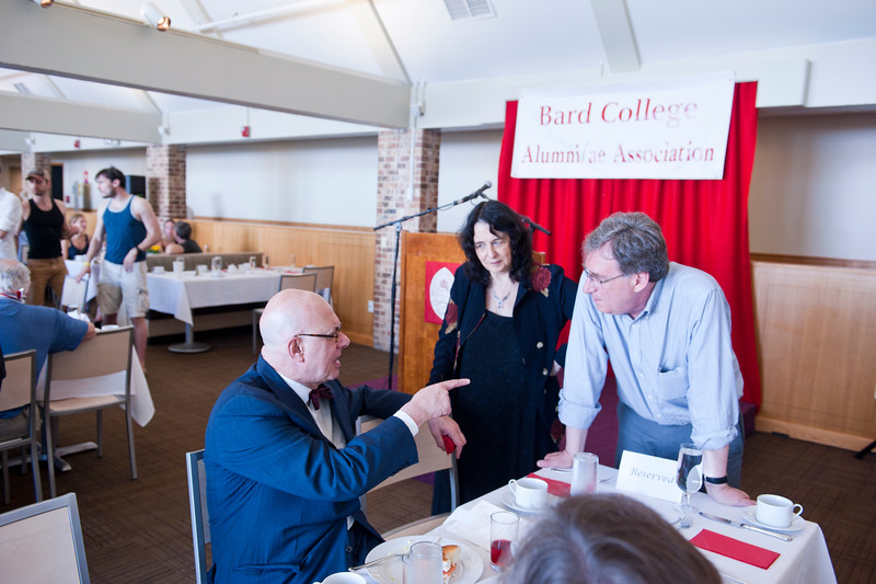 Photo Credit: Karl Rabe The Bard College Alumni/ae Association holds a brunch Sunday, May 29, 2016 in the Town of Red Hook. (Karl Rabe photo)