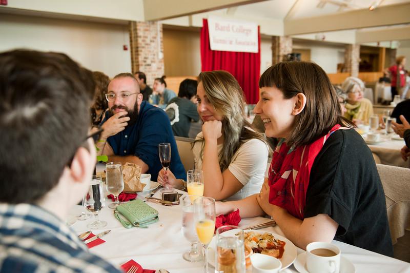 Bard College 2017 Reunion Alumni/ae Brunch