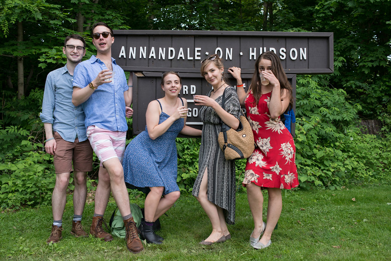 Bard College Reunion Weekend 2017