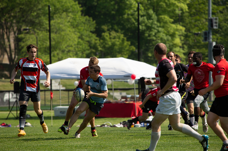 2018 Bard College Reunion Weekend Alumni/ae Student Rugby
