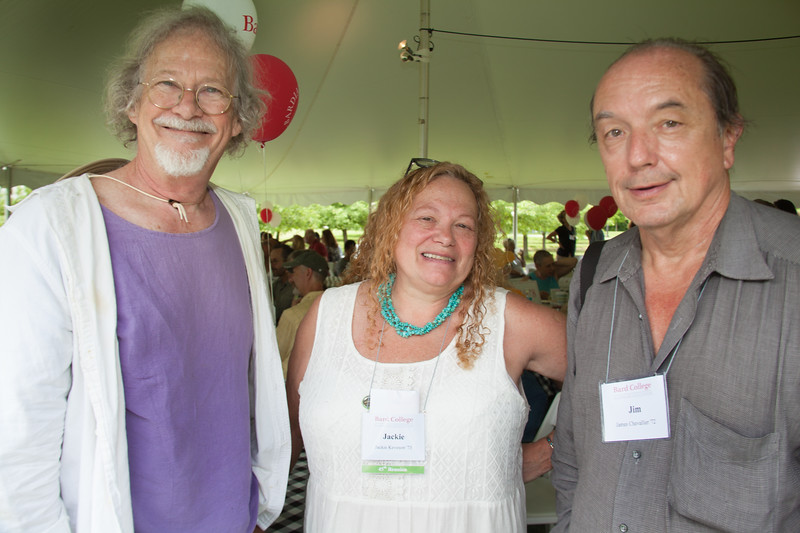 2018 Bard College Reunion Weekend Saturday Social and Class Photos