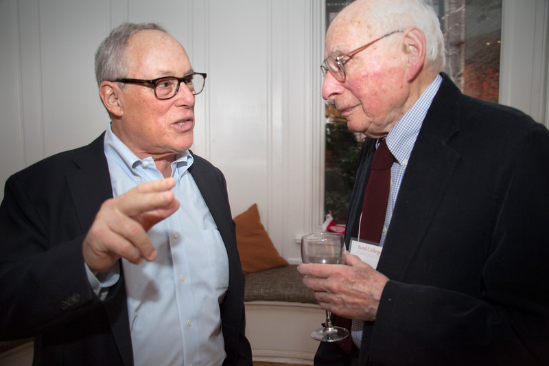 2018 NYC Reunion Social (Classes of 40s - '62)