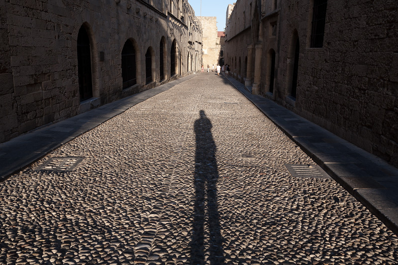 Odos Ippoton / The Street of the Knights, Rhodes Town, Rhodes, Greece