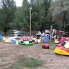 Campsite in Idaho