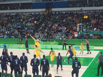 Men's Basketball: USA vs. Australia