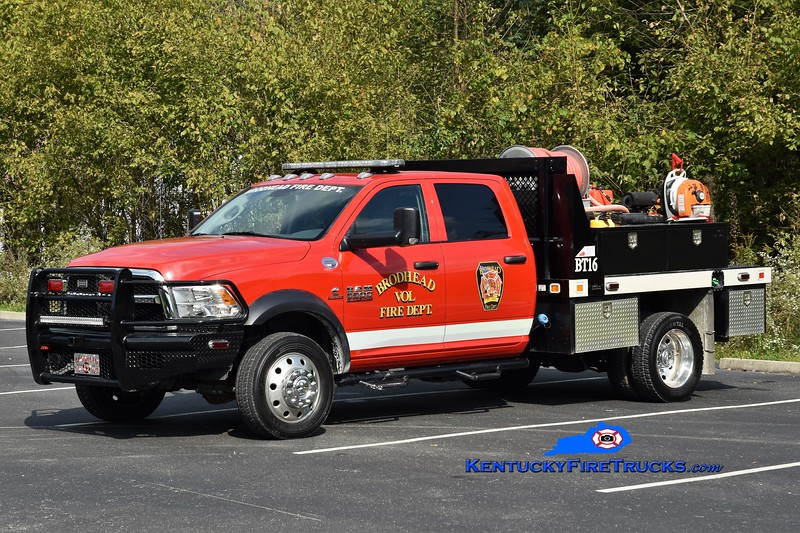 Brodhead  Brush 16<br /> 2015 Dodge 5500 4x4/UPF 150/200<br /> Greg Stapleton photo