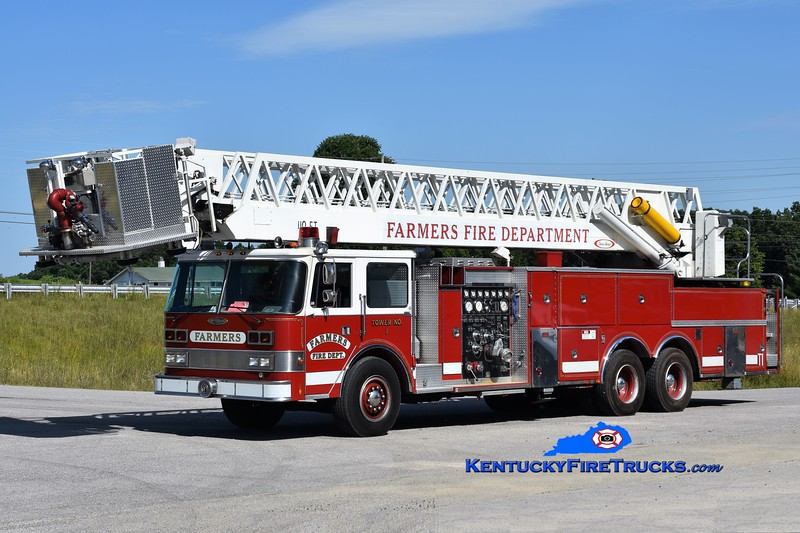 Farmers Tower 1<br /> x-Morehead, KY  <br /> 1984 Pierce Arrow 1500/250/110' <br /> Greg Stapleton photo