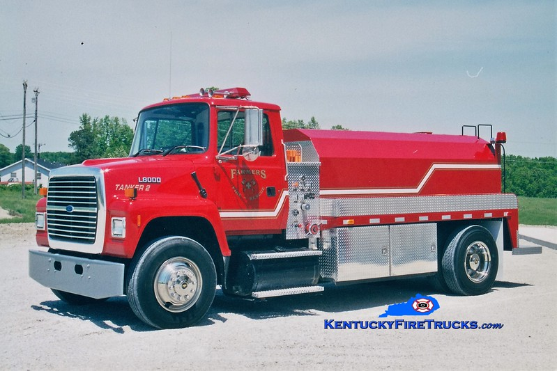 Farmers  Tanker 2<br /> 1995 Ford L8000/Good Hope 450/2000<br /> Greg Stapleton photo
