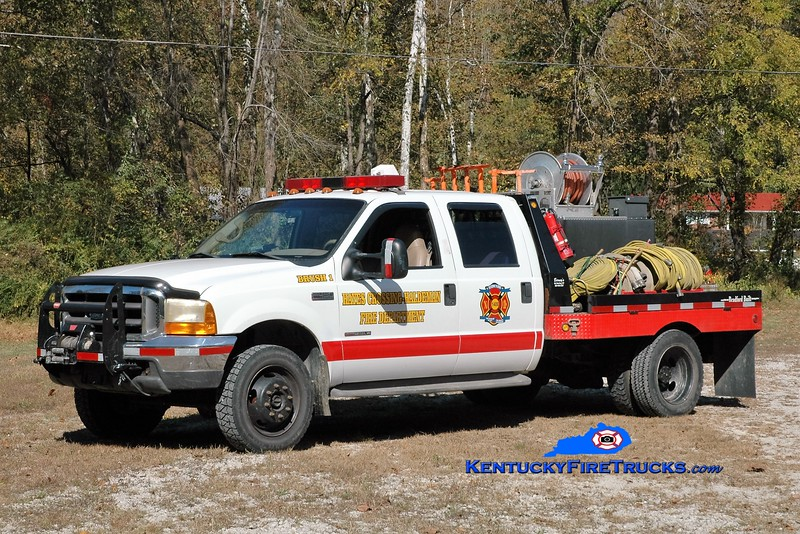 Hayes Crossing-Haldeman Brush 1<br /> 1999 Ford F-450/FD 250/250<br /> Greg Stapleton photo