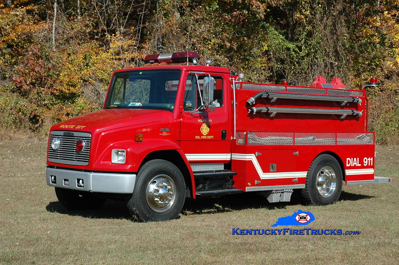 Route 377  Tanker 4<br /> 1999 Freightliner FL70/Wynn 250/1600<br /> Greg Stapleton photo