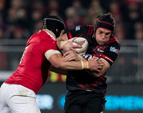 Matt Todd during game 3 of the British and Irish Lions 2017 Tour of New Zealand,The match between  Crusaders and British and Irish Lions, AMI Stadium, Christchurch, Saturday 10th June 2017 (Photo by Kevin Booth Steve Haag Sports)  Images for social media must have consent from Steve Haag