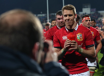 Liam Williams during game 3 of the British and Irish Lions 2017 Tour of New Zealand,The match between  Crusaders and British and Irish Lions, AMI Stadium, Christchurch, Saturday 10th June 2017 (Photo by Kevin Booth Steve Haag Sports)  Images for social media must have consent from Steve Haag