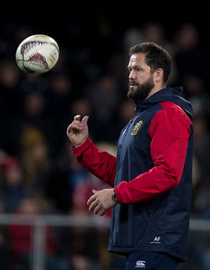 Andy Farrell, during game 4 of the British and Irish Lions 2017 Tour of New Zealand,The match between  Highlanders and British and Irish Lions, Forsyth Barr Stadium, Dunedin, Tuesday 13th June 2017 (Photo by Kevin Booth Steve Haag Sports)  Images for social media must have consent from Steve Haag