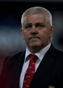 Warren Gatland,during game 4 of the British and Irish Lions 2017 Tour of New Zealand,The match between  Highlanders and British and Irish Lions, Forsyth Barr Stadium, Dunedin, Tuesday 13th June 2017 (Photo by Kevin Booth Steve Haag Sports)  Images for social media must have consent from Steve Haag