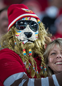 British & Irish Lions Fan during game 7 of the British and Irish Lions 2017 Tour of New Zealand, the first Test match between  The All Blacks and British and Irish Lions, Eden Park, Auckland, Saturday 24th June 2017 (Photo by Kevin Booth Steve Haag Sports)  Images for social media must have consent from Steve Haag