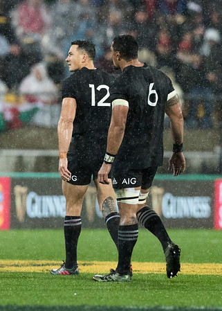 Sonny Bill Williams  during game 9 of the British and Irish Lions 2017 Tour of New Zealand, the second Test match between  The All Blacks and British and Irish Lions, Westpac Stadium, Wellington, Saturday 1st July 2017 (Photo by Kevin Booth Steve Haag Sports)  Images for social media must have consent from Steve Haag