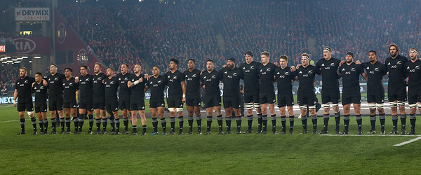 AB's during game 10 of the British and Irish Lions 2017 Tour of New Zealand, the third Test match between  The All Blacks and British and Irish Lions, Eden Park, Auckland, Saturday 8th July 2017 (Photo by Kevin Booth Steve Haag Sports)  Images for social media must have consent from Steve Haag