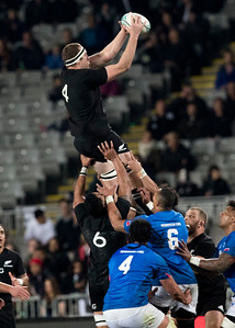 All Blacks v Manu Samoa