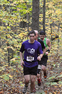 Green Monster Trail Challenge, Oct 13, 2013