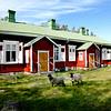 Majakanvartijoiden talo, Valassaaret- Fyrvaktarnas hus, Valsörarna- Lighthose keepers house 2012