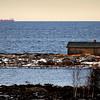 Vanha kalakämppä - Gammal fiskarbastu - Old fishermen`s hut, Valassaaret-Valsörarna 2008