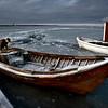 Björkö-kalasatama n. 1980 - Fiskehamn- Harbour