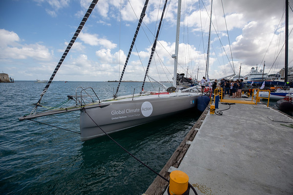Transat Jacques Vabre 2019 / Arrivals