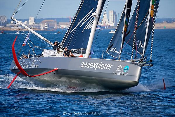 Le Défi Azimut - Speed Runs - 8 September 2020 - Lorient
