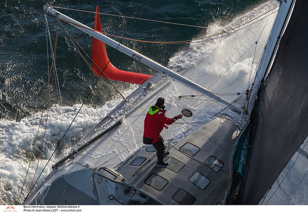 07 10 2018 - Malizia at Route du Rhum