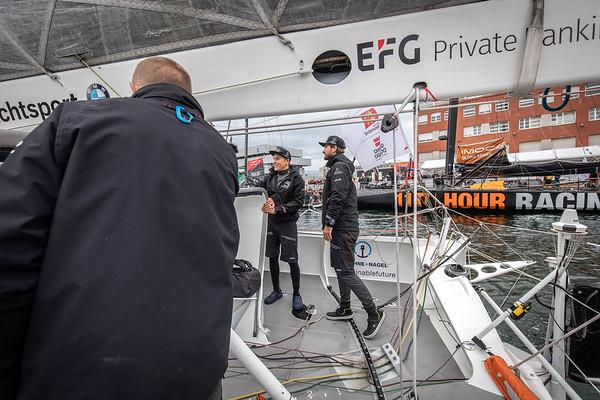 27 10 2019 Transat Jacques Vabre 2019 Start