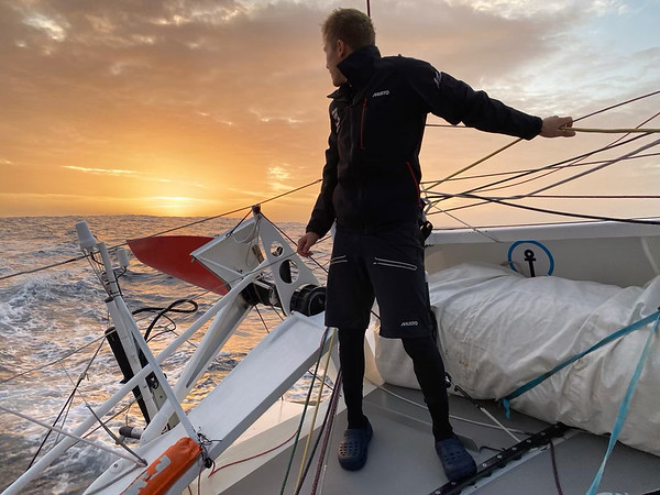 30 10 2019 Transat Jacques Vabre 2019 - Day 4