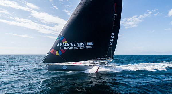 05 09 2018 Team Malizia record from NY to UK
