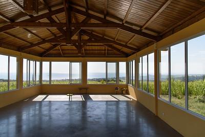 Salle de Yoga à Sainte-Suzanne de la Réunion