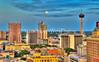 San Antonio Skyline 2013