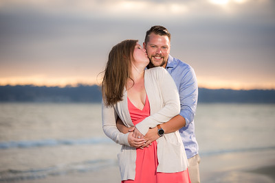 Coronado Engagement Photography