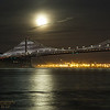 SF-180131-0023<br /> Bay Bridge and the Super Blue  Moon 7