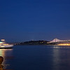 SF-180131-0016<br /> Bay Bridge and Ferry 4