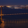 171210-SF-GGB-0016<br /> The Golden Gate and the Bay Bridge