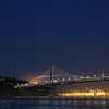 SF-180131-0017<br /> Bay Bridge and the Super Blue  Moon 1