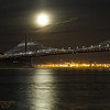 SF-180131-0024<br /> Bay Bridge and the Super Blue  Moon 8