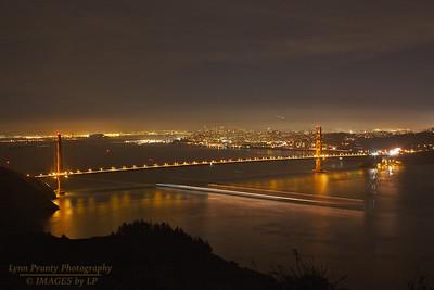 SF/GG-120114-0001 Golden Gate Bridge with San Francisco