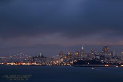 SF-120625-0003 San Francisco at Night