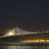 SF-180131-0018a<br /> Bay Bridge and the Super Blue  Moon 2