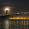 SF-180131-0020<br /> Bay Bridge and the Super Blue  Moon 4
