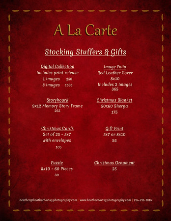 4 Stocking Stuffer and Gifts